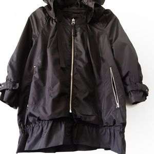 J-VIM black jacket 3/4 sleeve